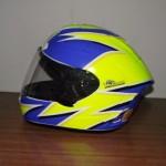 Helmets Custom-Alan McClean 01