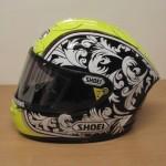 Helmets Custom-Ali Kirk 2015 01