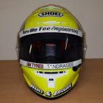 Helmets Custom-Ali Kirk 2018 02
