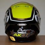 Helmets Custom-Ali Kirk 2018 04