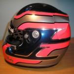 Helmets Custom-Andy Johnston