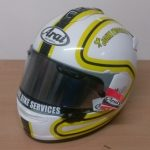 Helmets Custom-Andy McAllister 2017 01