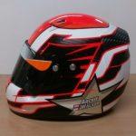 Helmets Custom-Archie Walker 2016 01