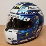 Helmets Custom-Charlie McLeod 2018 02
