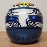 Helmets Custom-Charlie McLeod 2018 03