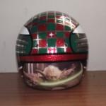 Helmets Custom-Connor Toghill