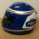 Helmets Custom-Conor Duffrain 2016 01