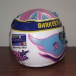 Helmets Custom-Danielle Barker