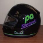 Helmets Custom-David Howard 2014 01