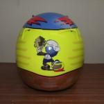 Helmets Custom-Dylan Tuite