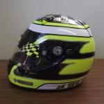 Helmets Custom-Gary Agnew