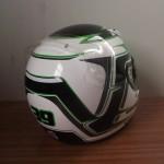 Helmets Custom-Gary Arrell