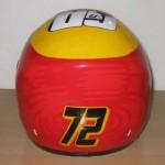 Helmets Custom-Gavin Dewart 02