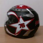 Helmets Custom-Hakan Durdu 2016 01