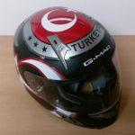 Helmets Custom-Hakan Durdu 2016 02