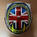 Helmets Custom-Jack Badger 2018 04