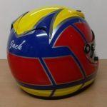Helmets Custom-Jack Burrows 2016 02