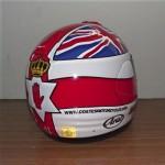 Helmets Custom-Jamie Coates