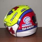 Helmets Custom-Jamie Hamilton 2014 03