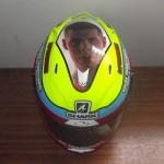 Helmets Custom-Jamie Hamliton 02