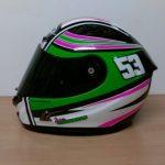 Helmets Custom-Jason Moorhead 2017 02
