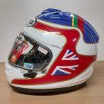 Helmets Custom-John Bleakley 2017 01