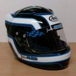 Helmets Custom-Joshua Rudd 2016 02