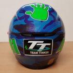 Helmets Custom-Kyal Tinker 2018 03