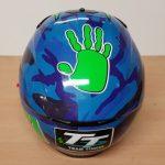 Helmets Custom-Kyal Tinker 2018 04