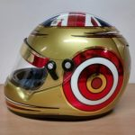 Helmets Custom-Leon Frost 2017 02