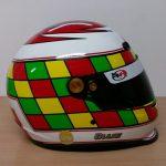 Helmets Custom-Ollie Matthews 2015 01