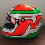 Helmets Custom-Osin Sharkey