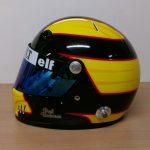 Helmets Custom-Paul Buchanan Helmet 2016 01