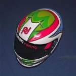 Helmets Custom-Pete Dornan