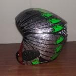 Helmets Custom-Peter Whelan Ski 2013 03