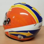 Helmets Custom-Rick Morris 2018 03