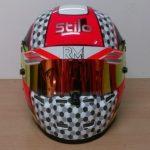 Helmets Custom-Ross Meakin 2017 02