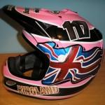 Helmets Off Road-Gordie Ringland