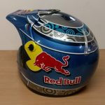 Helmets Off Road-WD Red Bull MX 02