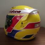 Helmets Replicas-Chris Doyle