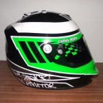 Helmets Replicas-Ciaran Peden