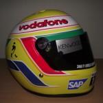 Helmets Replicas-Hamilton