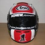 Helmets Replicas-Luke Agnew 03