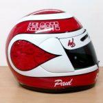 Helmets Replicas-Paul Gray 2017 01