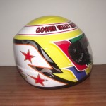 Helmets Replicas-Philp Patton