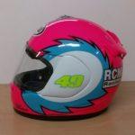 Helmets Replicas-Richard McFarland 2017 01