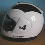 Helmets Replicas-Robert Dunlop