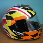 Helmets Replicas-TT DJ