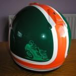 Helmets Replicas-Tom Heron