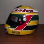 Helmets Replicas-Zach Gibson 2013